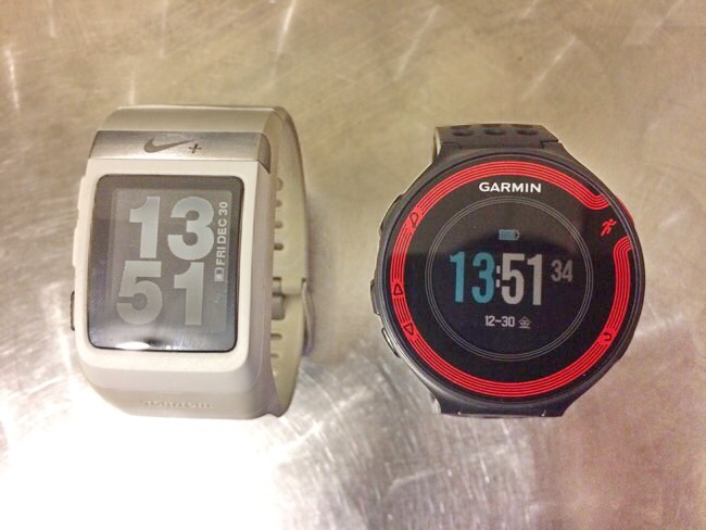 Nike&Garmin GPS Watch