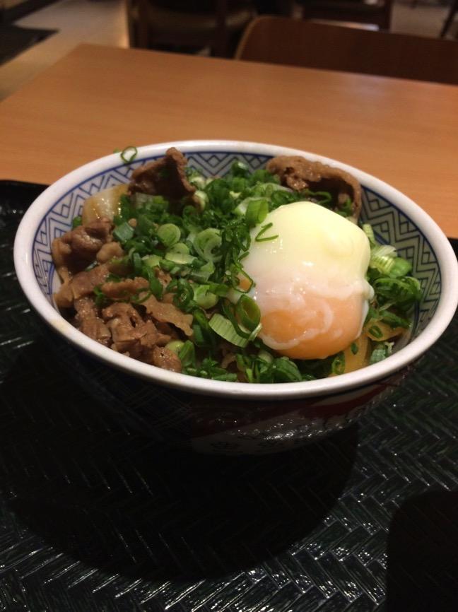 Yoshinoya hanamaru 10