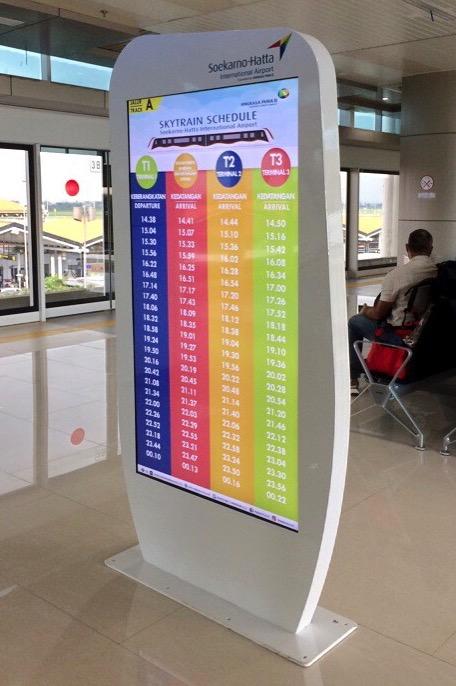 Skytrain timetable 03