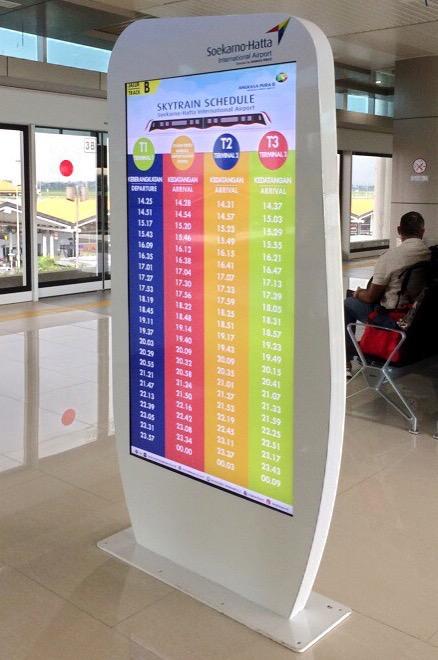 Skytrain timetable 04