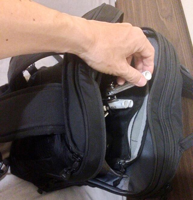 Bag in bag 21