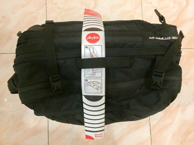 Baggage tag 14