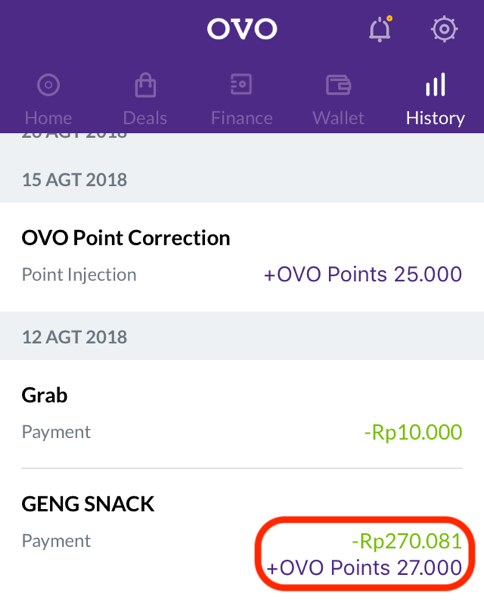Ovo cashback rate 02