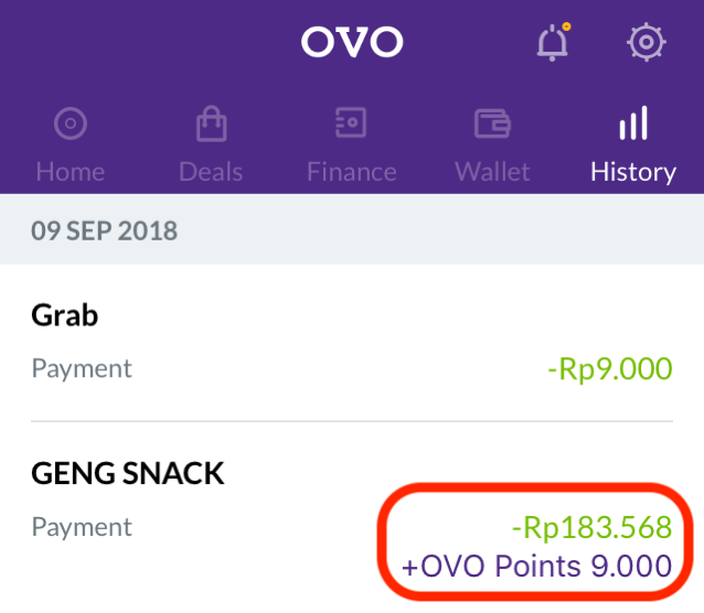 Ovo cashback rate 04