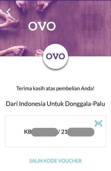 Ovo donation 12