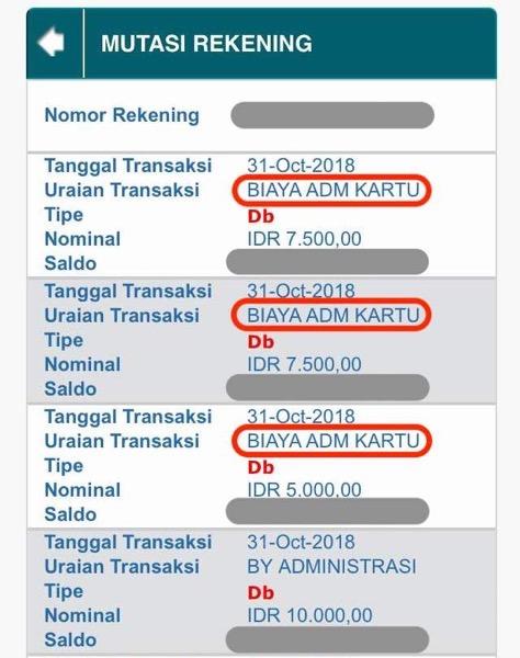Bni admin fee 01