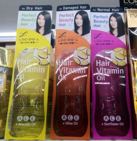 Hair vitamin 02