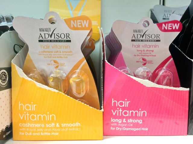 Hair vitamin 08