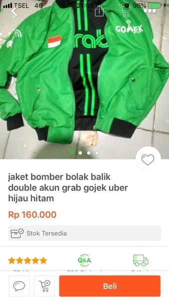 Amazing tokopedia 07